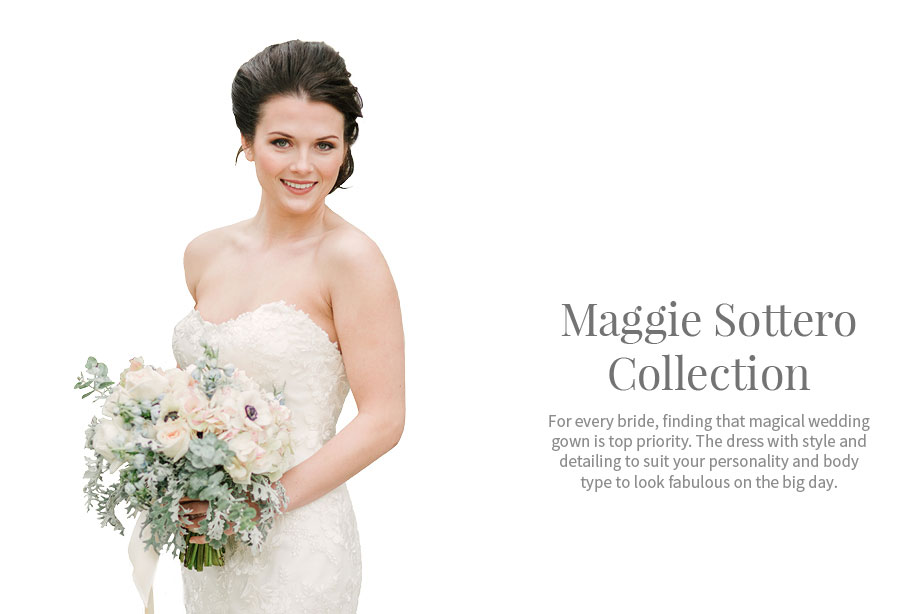 Maggie Sottero #BridalGowns